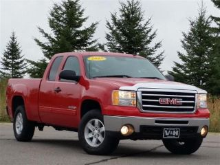 Used 2013 GMC Sierra 1500 SLE in Marshfield, Wisconsin