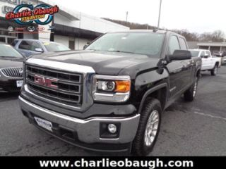 Used 2015 GMC Sierra 1500 SLE in Staunton, Virginia