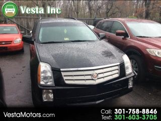 Used 2008 Cadillac SRX in Capitol Heights, Maryland