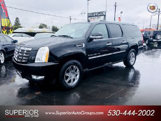 Used 2007 Cadillac Escalade ESV in Yuba City, California