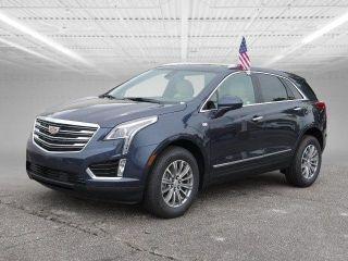 Cadillac XT5 2018