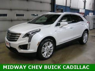Cadillac XT5 Premium Luxury 2018
