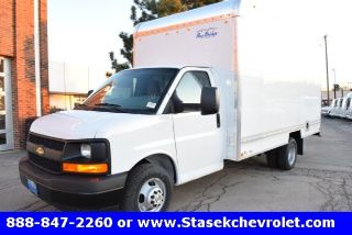 2017 Chevrolet Express 3500