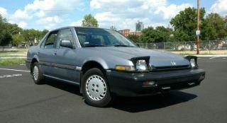 Honda Accord LX 1989