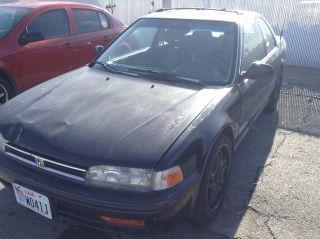 Honda Accord LX 1992