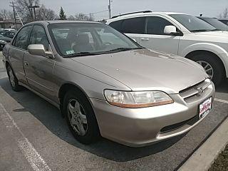 Honda Accord EX 2000