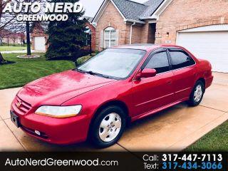 Honda Accord EX 2002