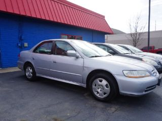 Honda Accord EX 2001