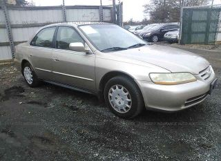 Honda Accord LX 2001