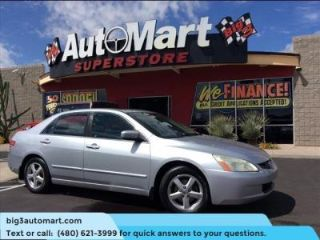 Used 2003 Honda Accord EX in Chandler, Arizona