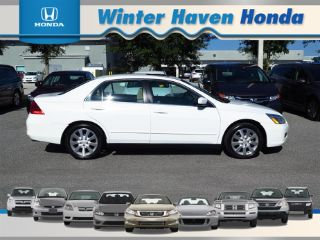 Used 2006 Honda Accord LX in Winter Haven, Florida