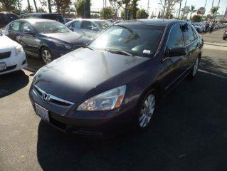 Used 2007 Honda Accord EXL in Burbank, California