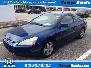 Used 2005 Honda Accord LX in Tampa, Florida