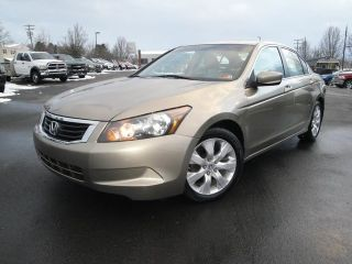 Honda Accord EXL 2008