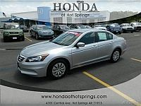 Used 2011 Honda Accord LX in Little Rock, Arkansas