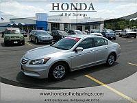 Used 2011 Honda Accord LXP in Little Rock, Arkansas