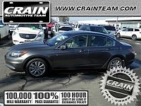 Used 2011 Honda Accord EX in Little Rock, Arkansas