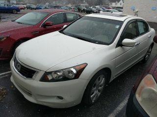 Honda Accord EXL 2009