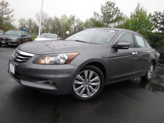 Used 2012 Honda Accord EXL in Nanuet, New York
