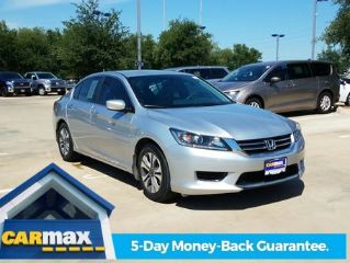 Used 2013 Honda Accord LX in Richmond, Texas