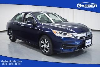Used 2016 Honda Accord LX in Rochester, New York