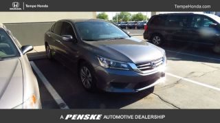 Honda Accord LX 2015