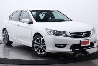 Honda Accord Sport 2015