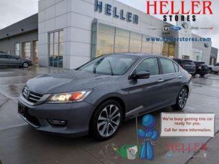 Used 2013 Honda Accord Sport In El Paso, Illinois. Price: $8962
