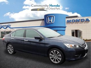Used 2015 Honda Accord Sport in Orland Park, Illinois
