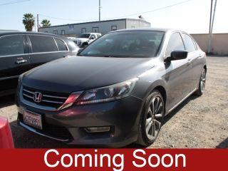 Used 2013 Honda Accord Sport in Moreno Valley, California