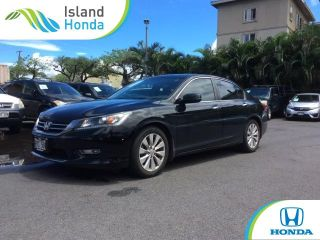 Used 2013 Honda Accord EXL in Kahului, Hawaii