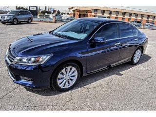 2015 Honda Accord EXL
