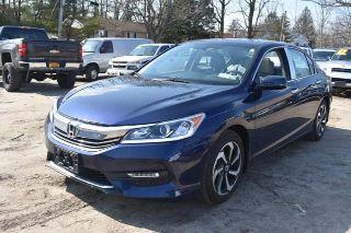 Honda Accord EXL 2017