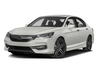 Honda Accord Touring 2016