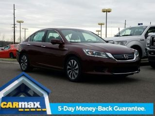 Used 2014 Honda Accord Exl In Knoxville Tennessee