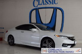 Used 2017 Honda Accord Touring in Midland, Texas