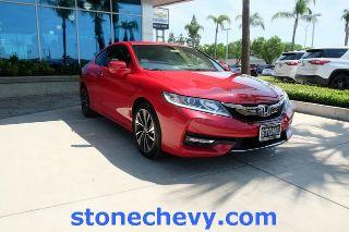 Honda Accord EXL 2016