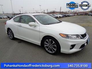 Used 2013 Honda Accord EXL in Fredericksburg, Virginia