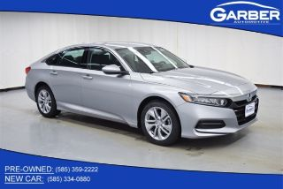 Used 2018 Honda Accord LX in Rochester, New York