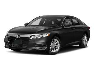 Honda Accord LX 2018