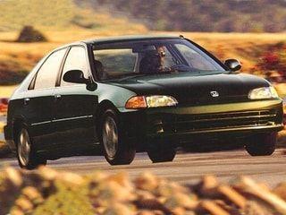 Honda Civic LX 1995