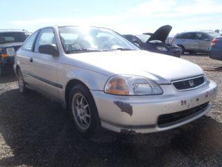 Honda Civic HX 1997