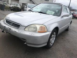 Honda Civic EX 1996