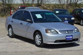 Honda Civic LX 2001