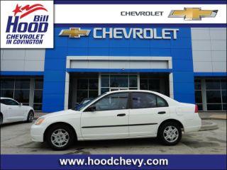Honda Civic DX 2002