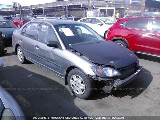 Honda Civic VP 2005