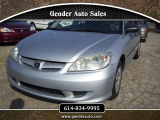 Used 2005 Honda Civic DX in Brice, Ohio