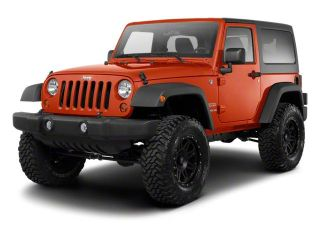 Jeep Wrangler Sport 2010