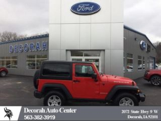 Used 2011 Jeep Wrangler Rubicon in Decorah, Iowa