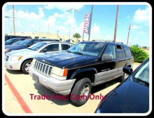 Used 1996 Jeep Grand Cherokee Laredo in Arlington, Texas